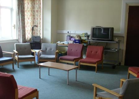 Church Hall Front Lounge